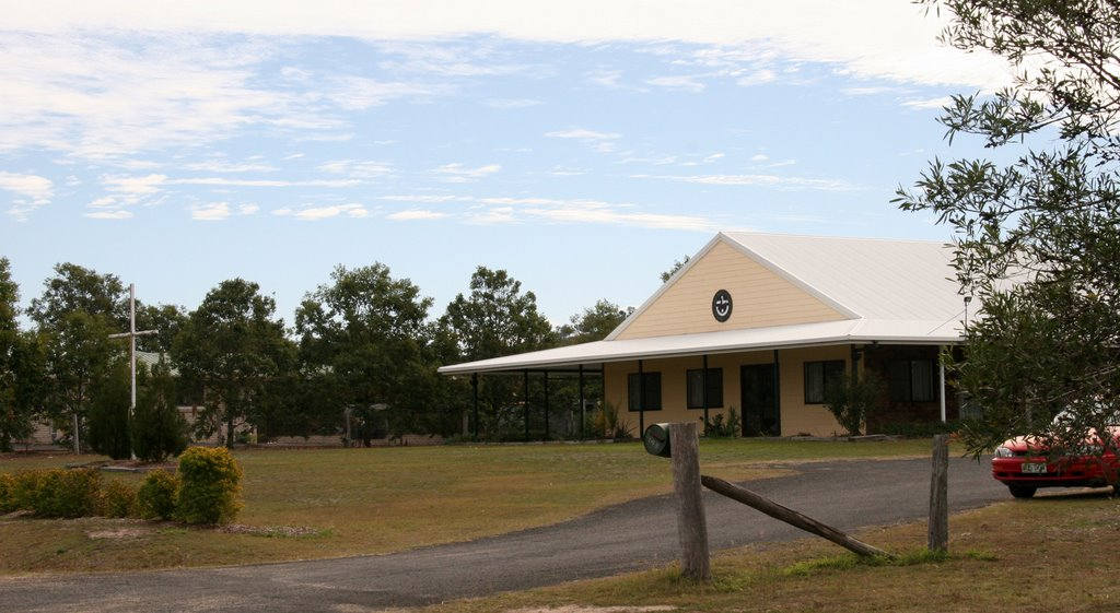 Hatton Vale Community Church was built to help create community in the rural-residential areas between Brisbane and Toowoomba