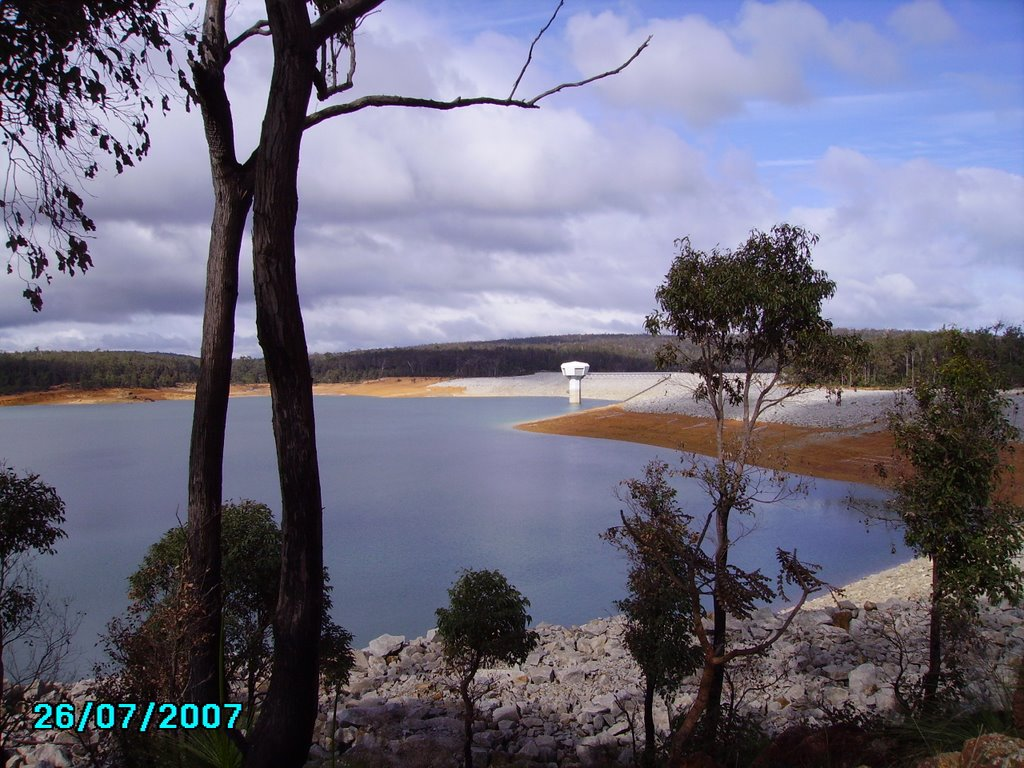 North Dandalup Dam