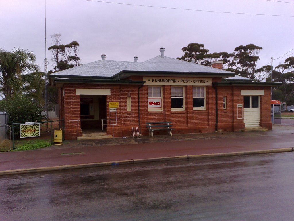 Kununoppin Post Office
