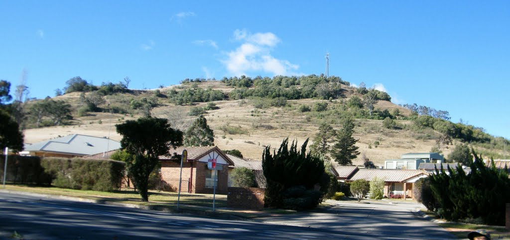 Hill at Picton