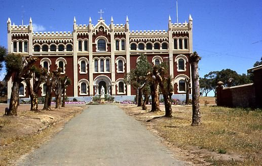 AH06-New Norcia. Western Australia (circa 1980) (please help in relocation)