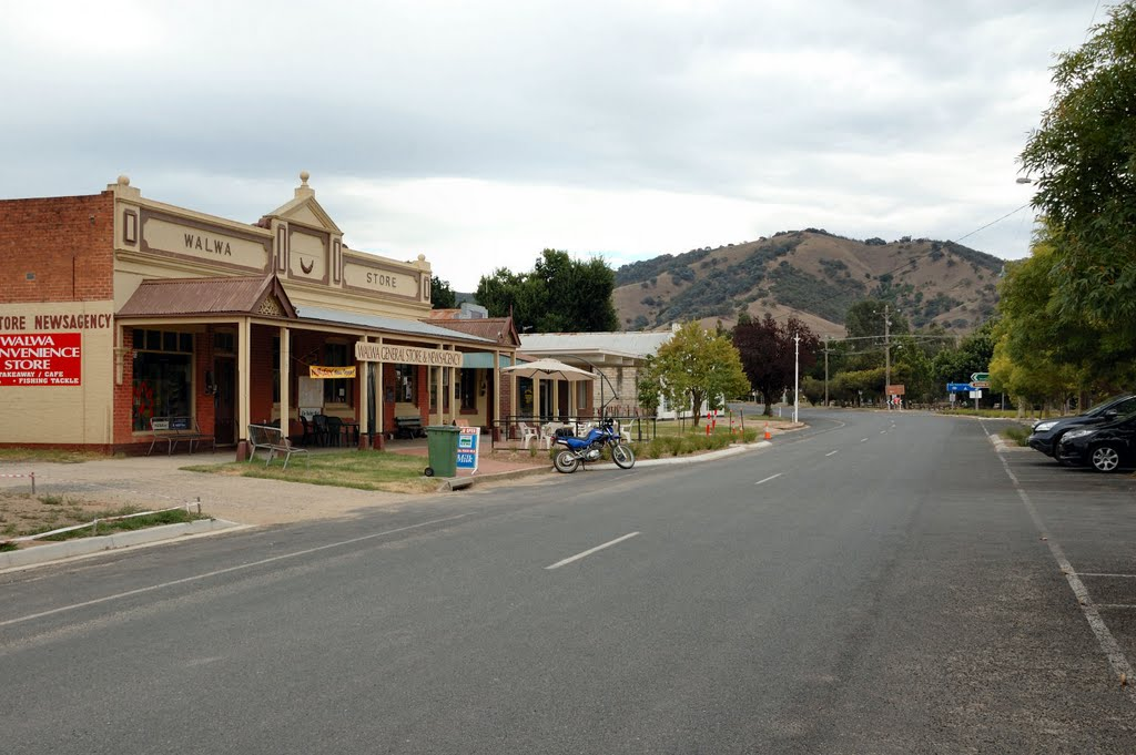Walwa General Store, Murray River Road, Walwa