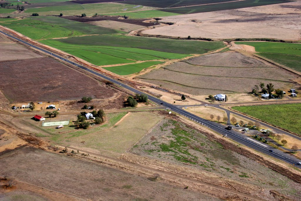 Gladfield and the Patchwork of the Eastern Darling Downs