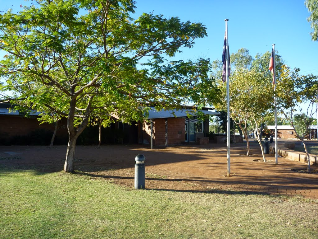 Halls Creek Police Station