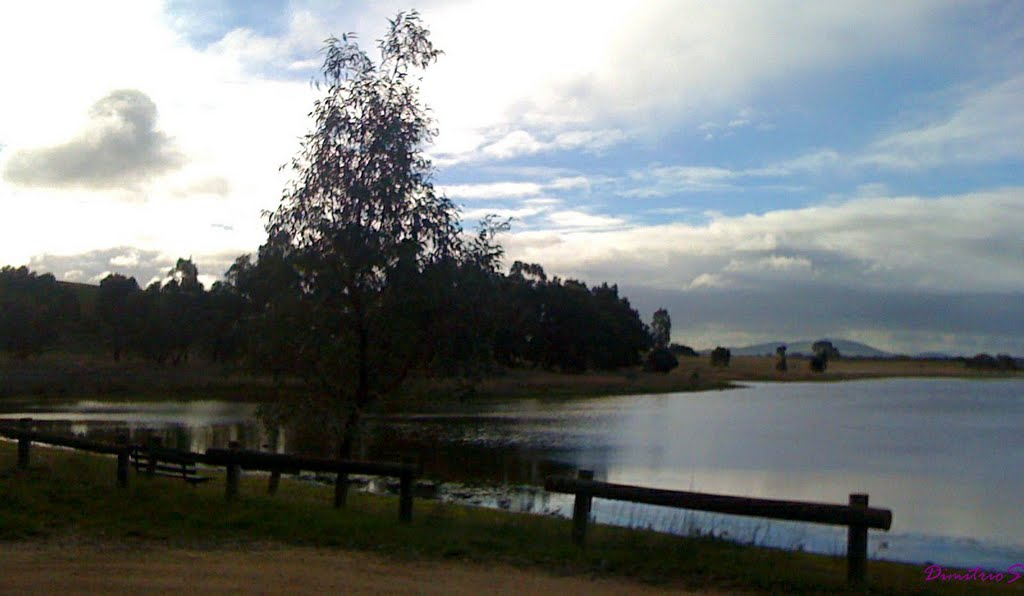 Green Hill Lake, Ararat, Vic, Australia