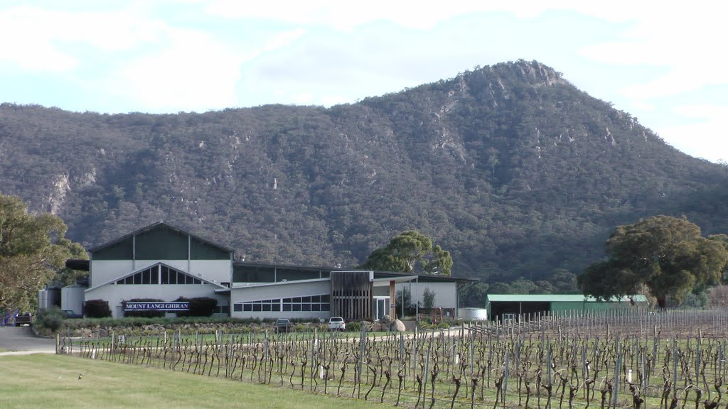 Mt Langi Ghiran Vineyard