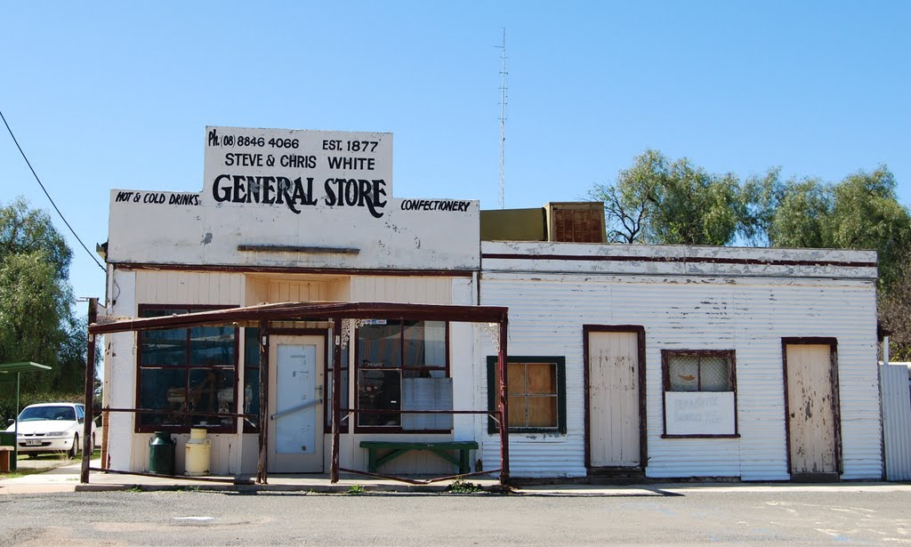 General Store: once the retail hub of the town
