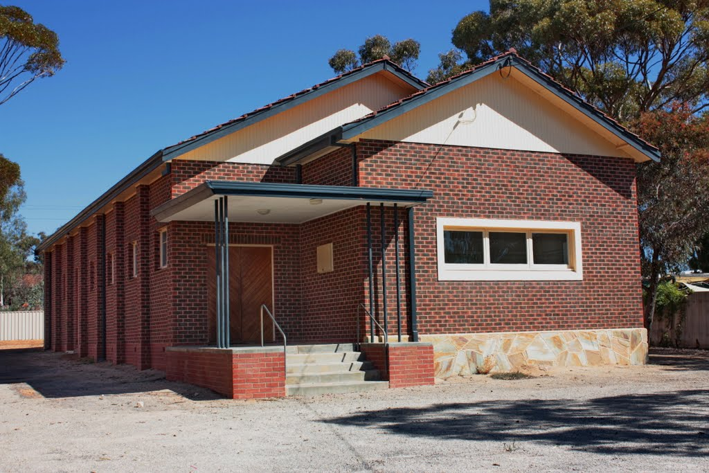 Uniting Church Hall