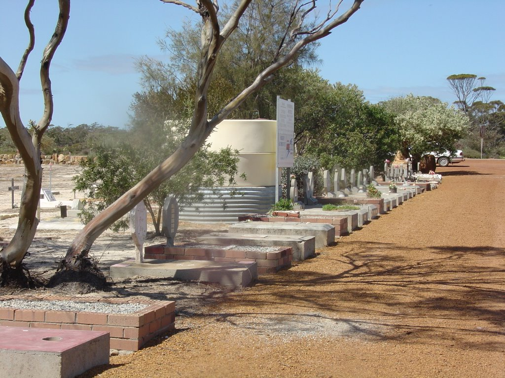 Corrigin - Dog Cemetery