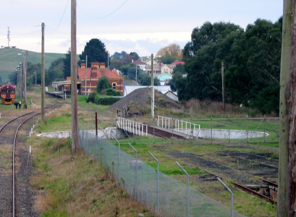 Korumburra Station