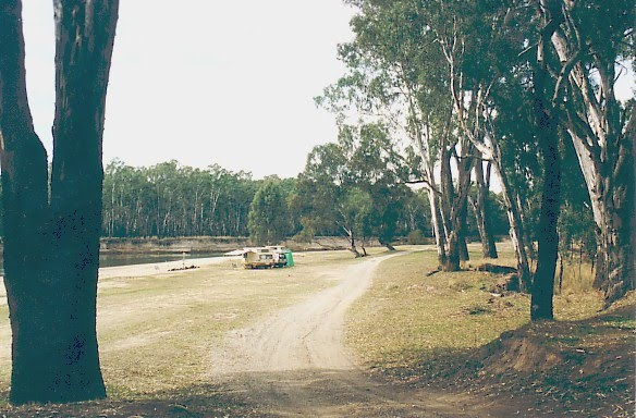 Murray Rv Reserves: Nevins Bend