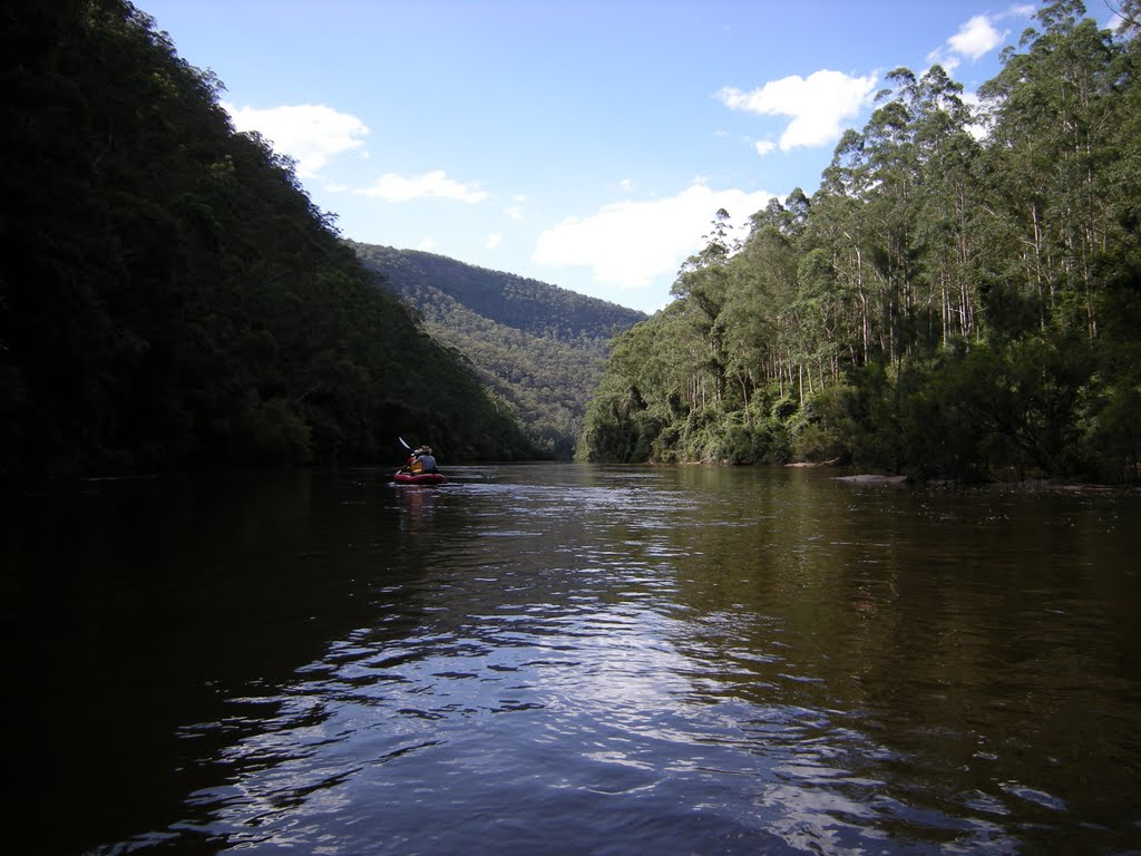 Colo River, Wollemi National Park, North-west of Sydney