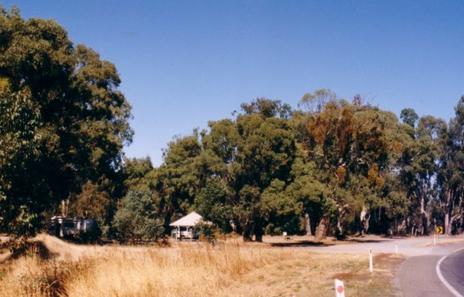Nalinga Rest Area, Midland Highway