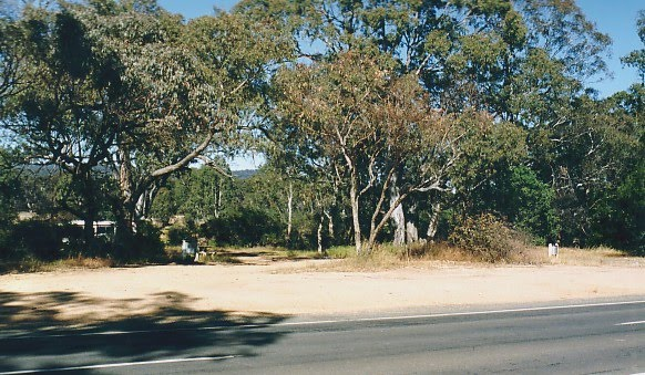 Spring Valley Rest Area, Sunraysia Hwy