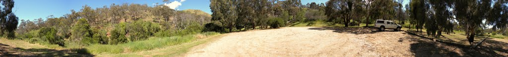 360 degree view of the Meikles Point Picnic area