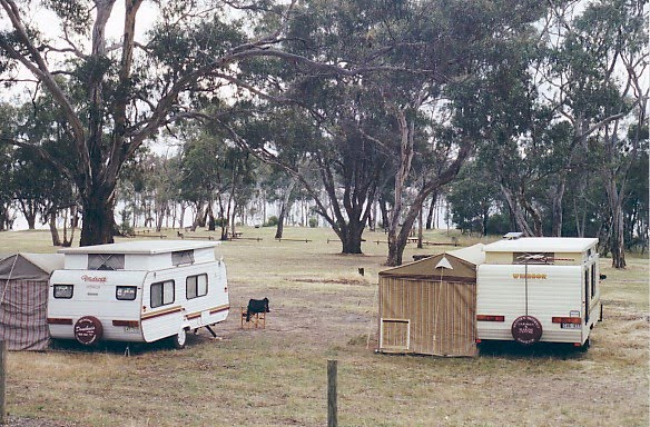 Rocklands State Forest: Glendinning Camp Ground