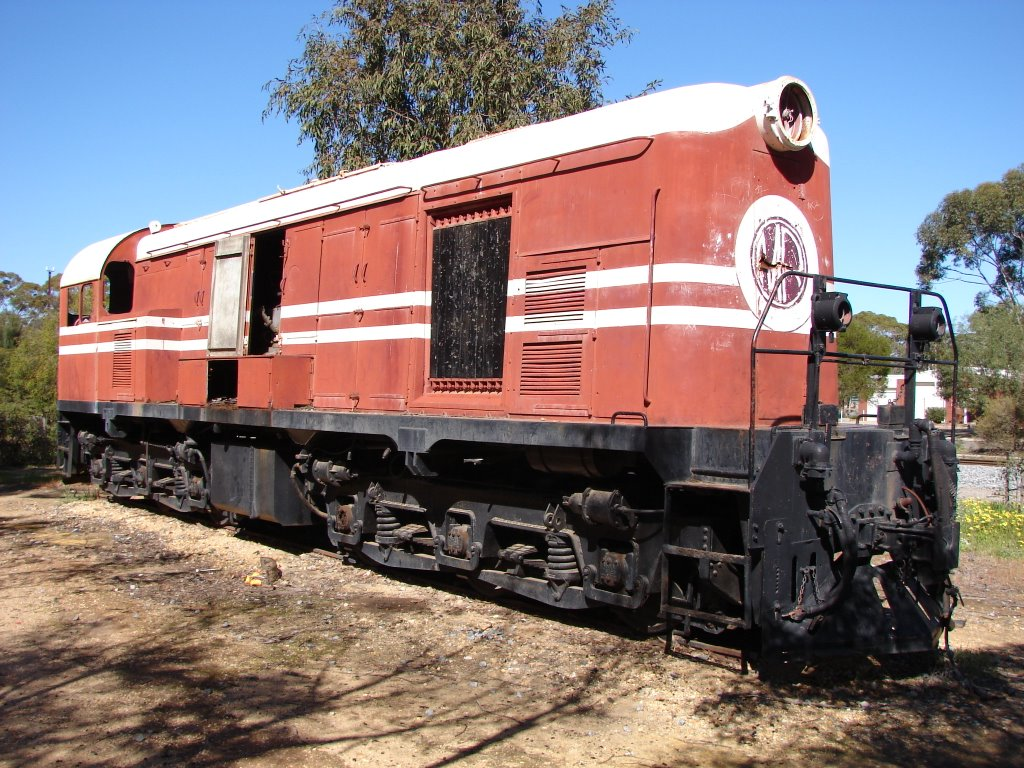 Moora - Display Locomotive