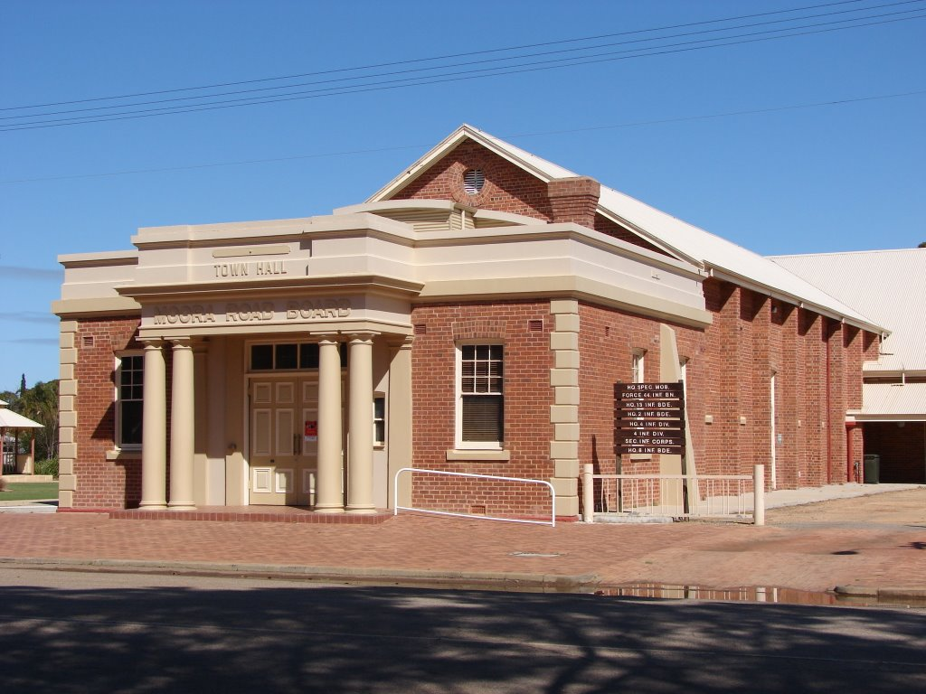 Moora - Town Hall
