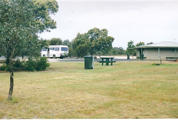 Green Hill Lake picnic/camp ground
