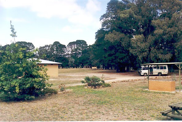 Elmhurst Recreation Reserve;