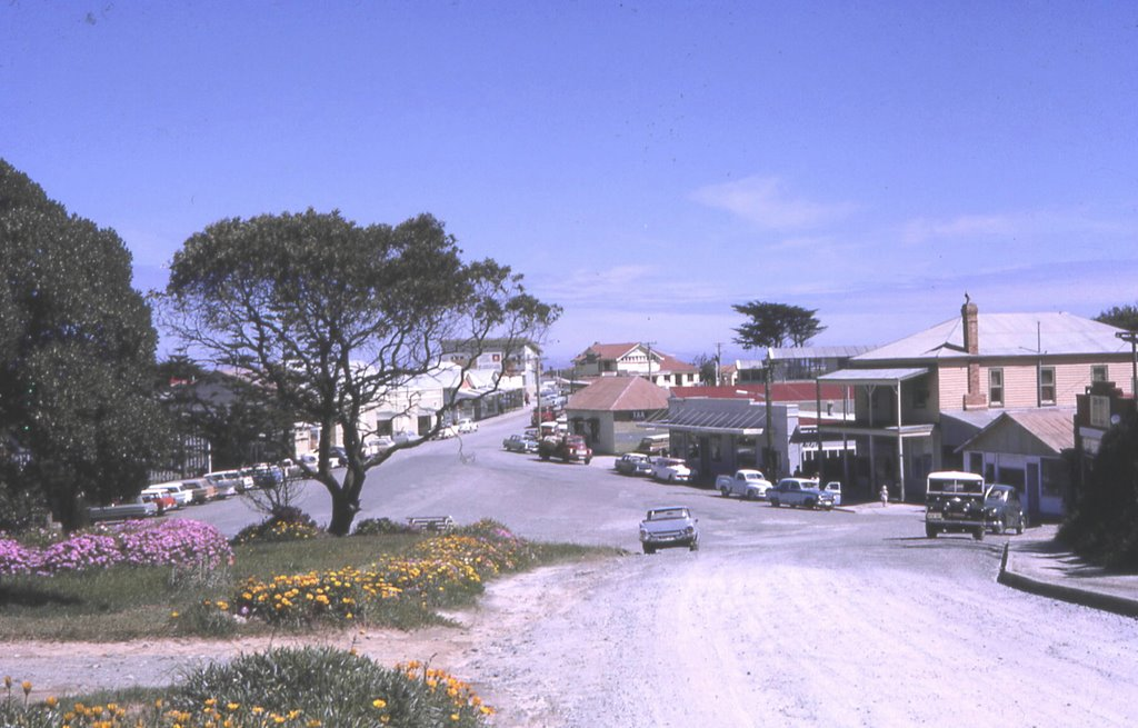 Currie, King Island 1967