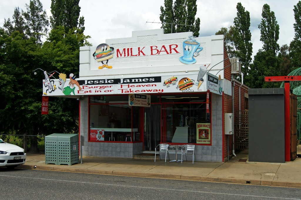 Myrtleford Milk Bar (2010)