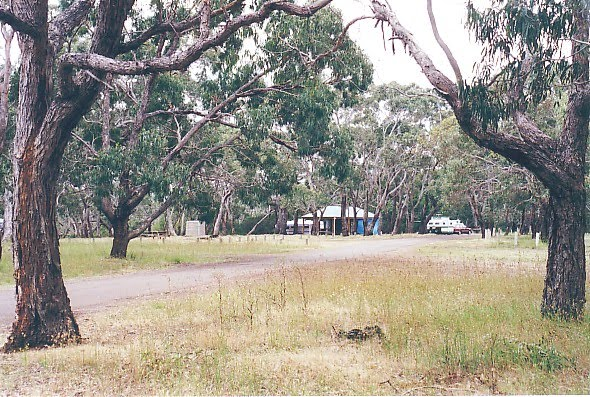 Wannon Falls Camp Ground