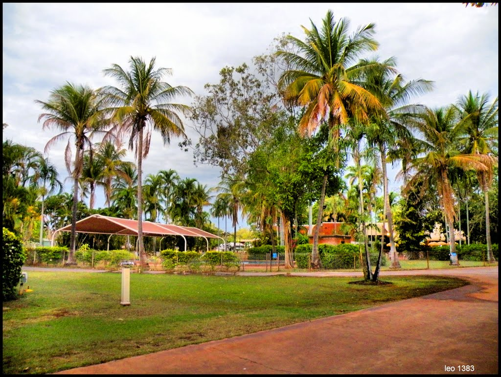 All Seasons Katherine in Northern Territory..© by leo1383