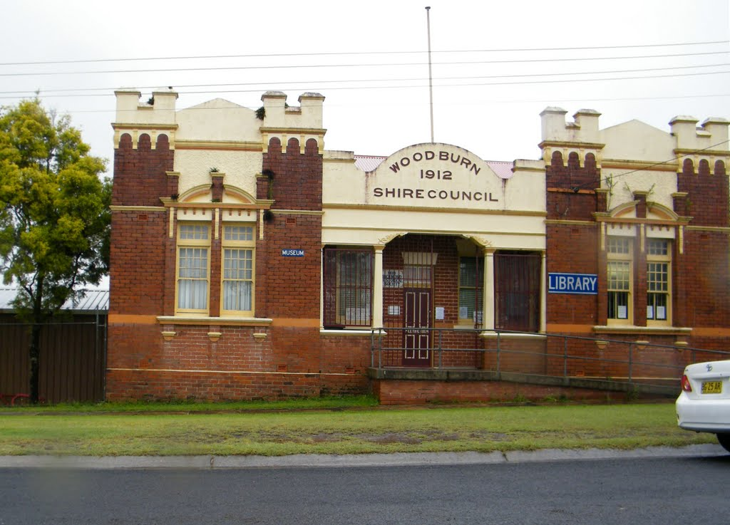 Old Shire Council Chambers