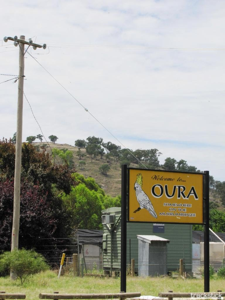 Oura - Somewhere on the bidgee!