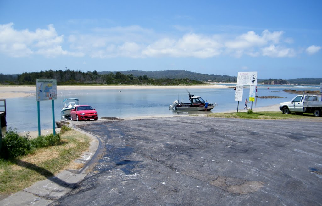 Mossy Point Boat Ramp