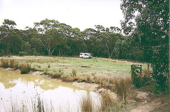 Angahook-Lorne State Park, Hammonds Rd bush camp