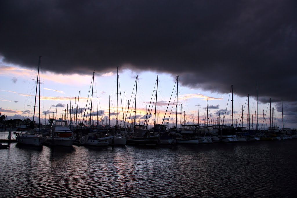 Safe in the Boat Harbour: the Storm has passed