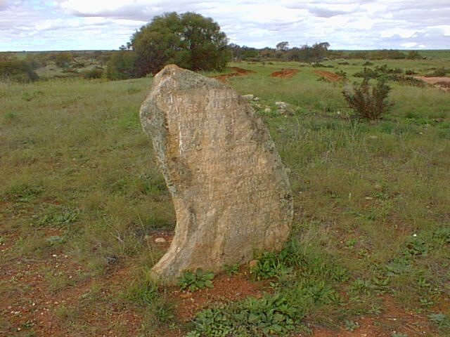Butterabby Graves, Mullewa