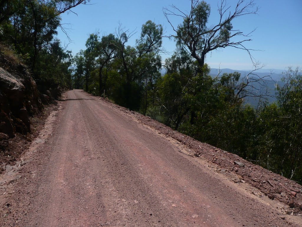 Off Road to Jindabyne 1