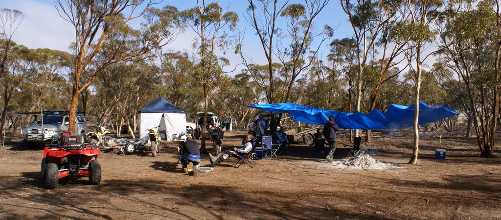 West Moto Park Camp Ground