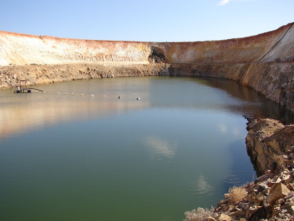 Agnew - Disused Open Pit