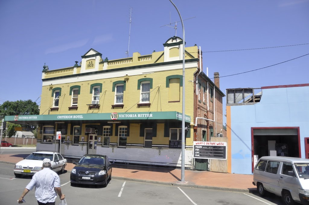 CRITERION HOTEL in Cessnock