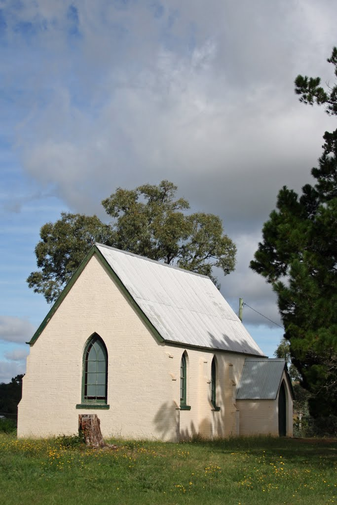 St James Anglican Church - Bowning