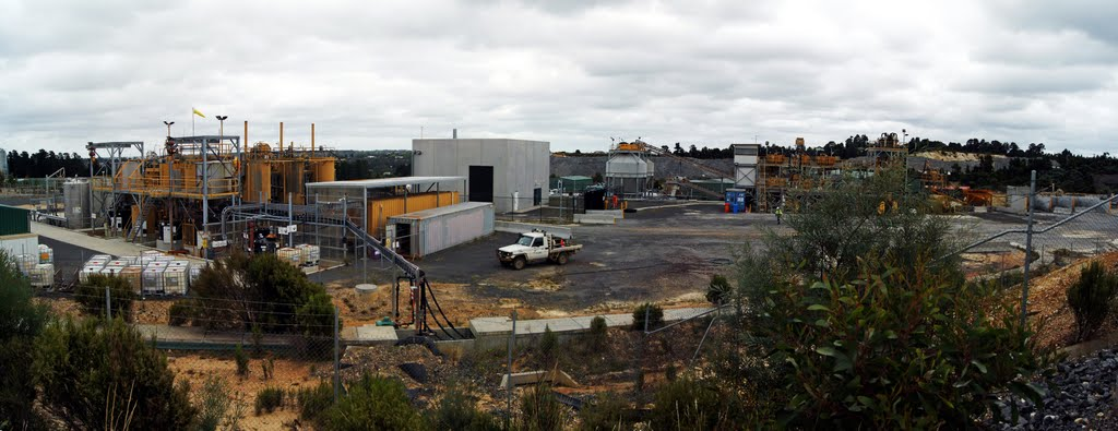 Ballarat Gold Project (2011). Castlemaine Goldfield Limited acquired this mine from Lihir Gold after its closure in 2010. Targets are 50,000 ounces of gold per year
