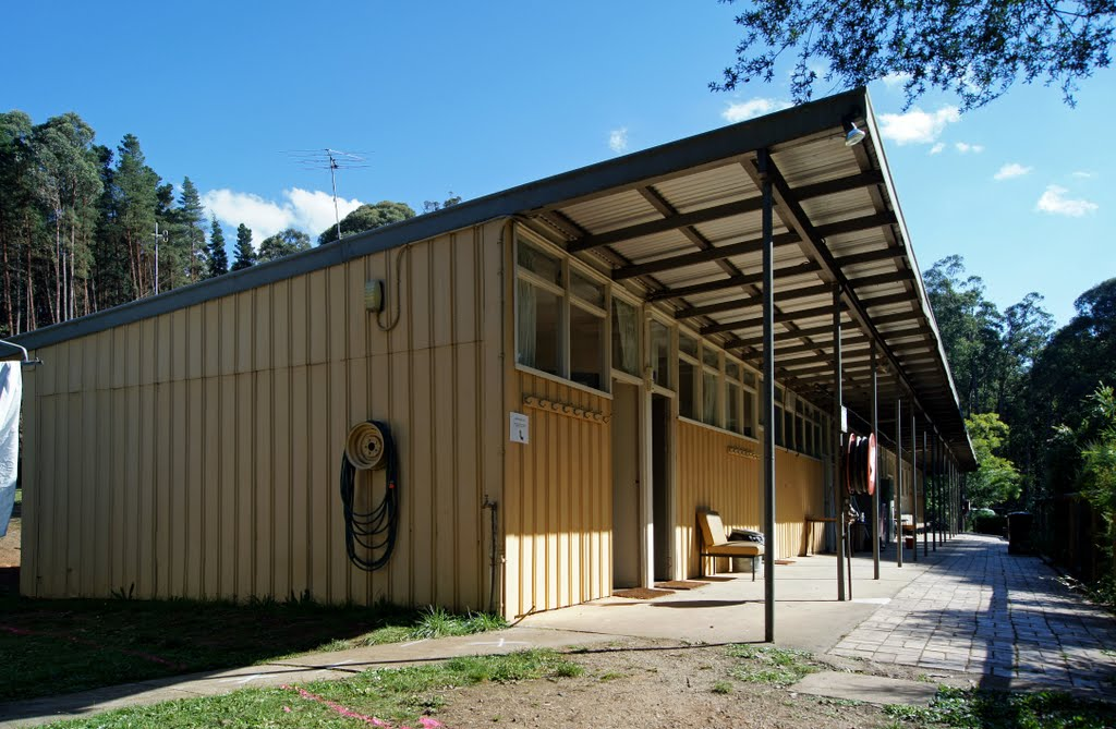 Nayook Outdoor Education Centre Accommodation Block (2011). 1975 saw the incorporation of the school camp into the educational programme of the Glen Waverley High School