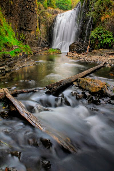 Guide falls by David Gibbs