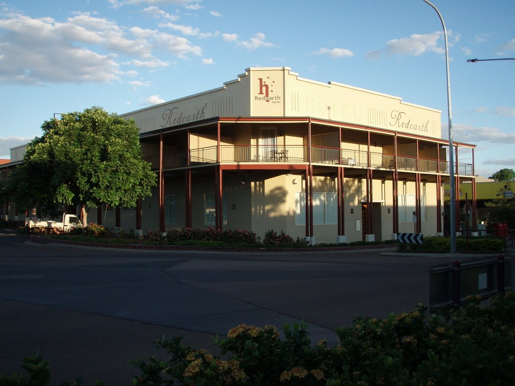 Red Earth Hotel, Mt. Isa