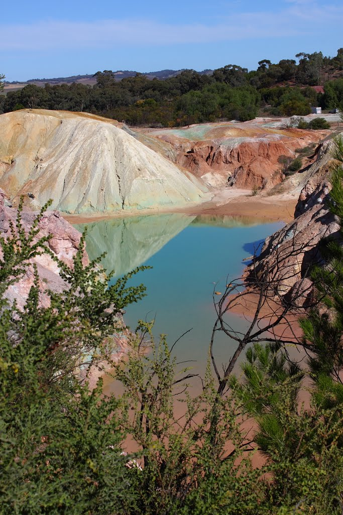 Kapunda Copper Mine
