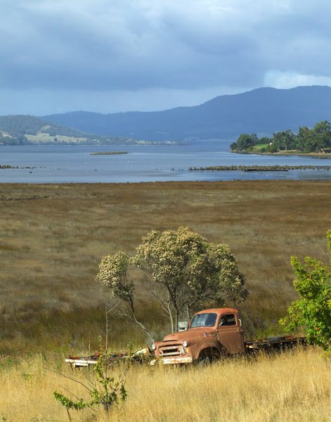 Huon valley by David Gibbs