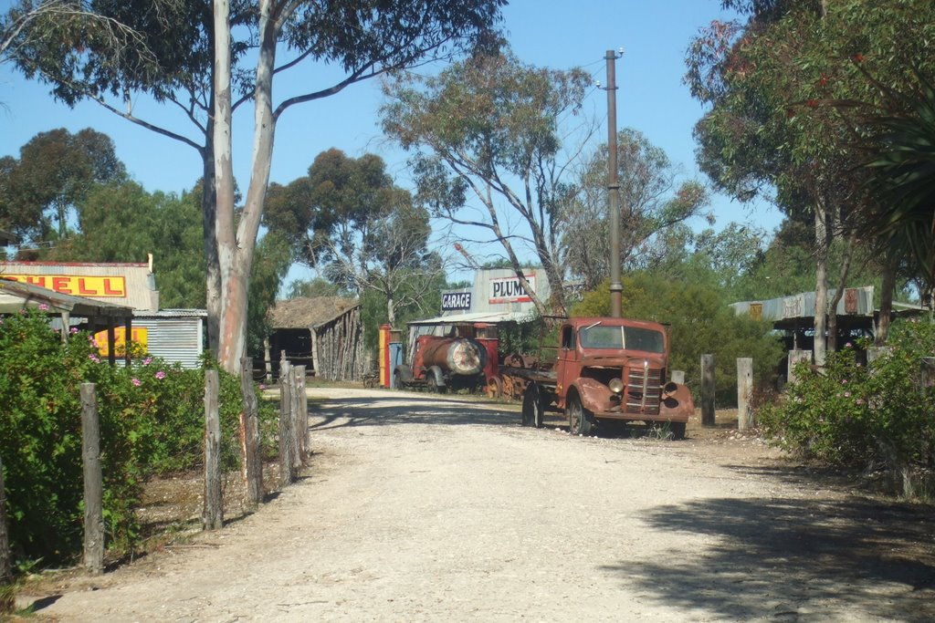 Old Tailem Town, Tailem Bend, South Australia