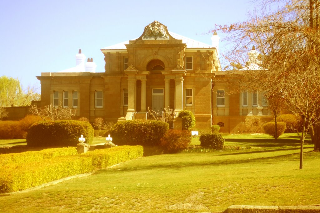 Court House - Cooma, NSW