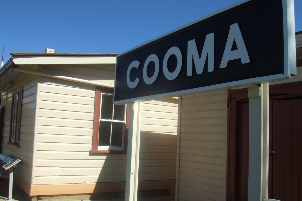 Railway Station - Cooma, NSW
