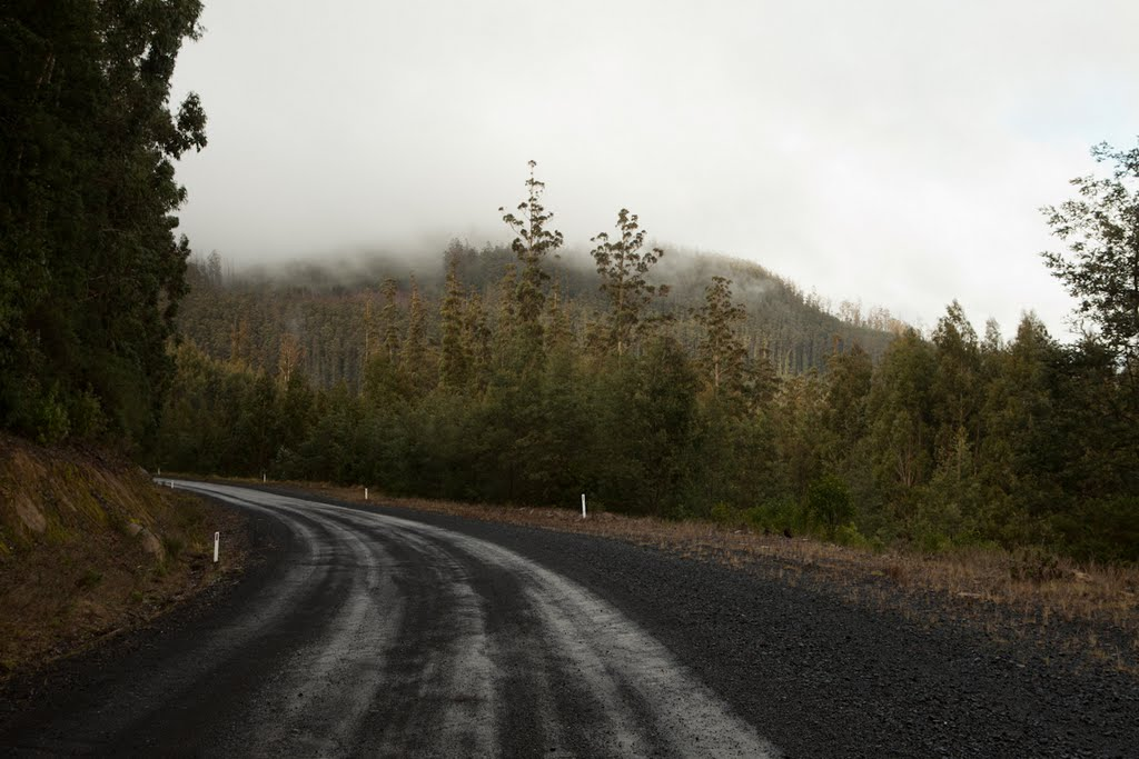 Tyers Rd to Mt Baw Baw in Winter - 07/07/2011