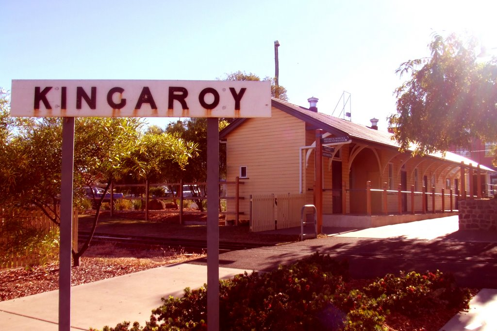 Railway - Kingaroy, Queensland